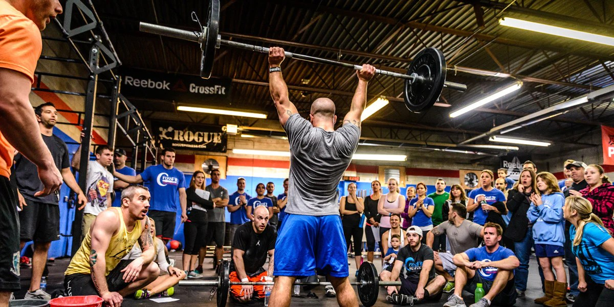 The Crossfit Open 2016 Sundried Activewear