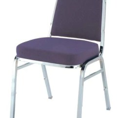 Upholstered Stacking Chairs Swing Chair London Vinyl 2 Seat Chrome Frame Atd Capitol