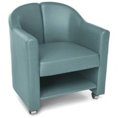 Teal Club Chair How To Build A Wooden Contour Series Mobile Atd Capitol