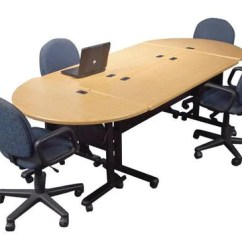 Conference Tables And Chairs Desk Chair Mid Century Modern Atd Capitol Mobile Flip Top Modular Table