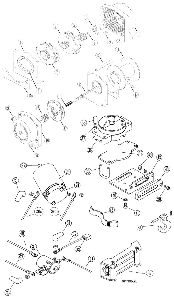 Classic Moto Alliance Within Viper Winch Wiring Diagram