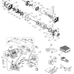 Warn A2000 Wiring Diagram 12v Led Strip Light 15000 Winch And Fuse Box