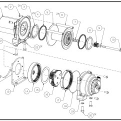 Warn Atv Winch Parts Diagram Bmw E61 Radio Wiring Vantage 2000 Montana Jacks Outpost This Is A List For The Numbers In Circles Correspond With Below Choose Number You Need From Above