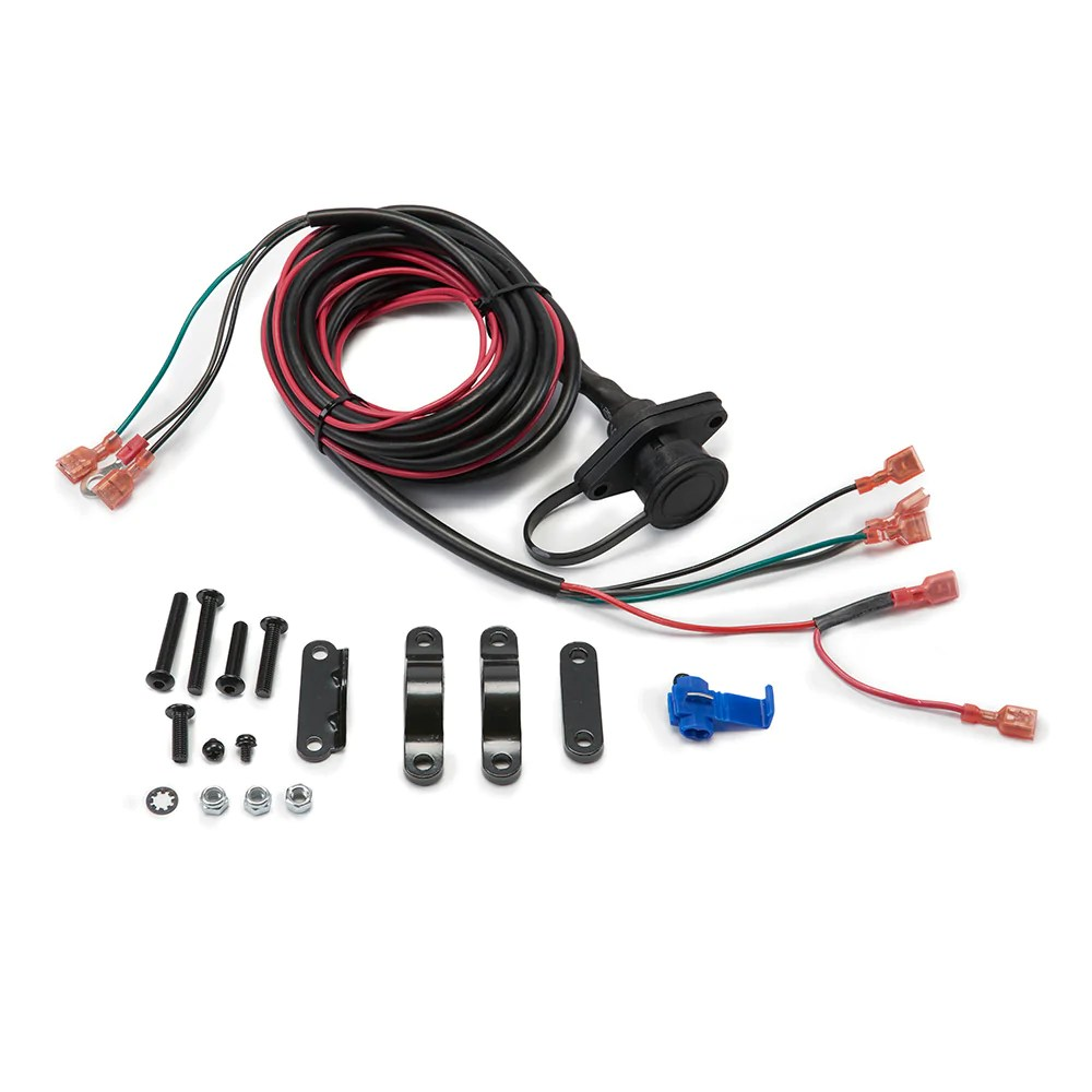 small resolution of warn 89542 remote control socket harness kit