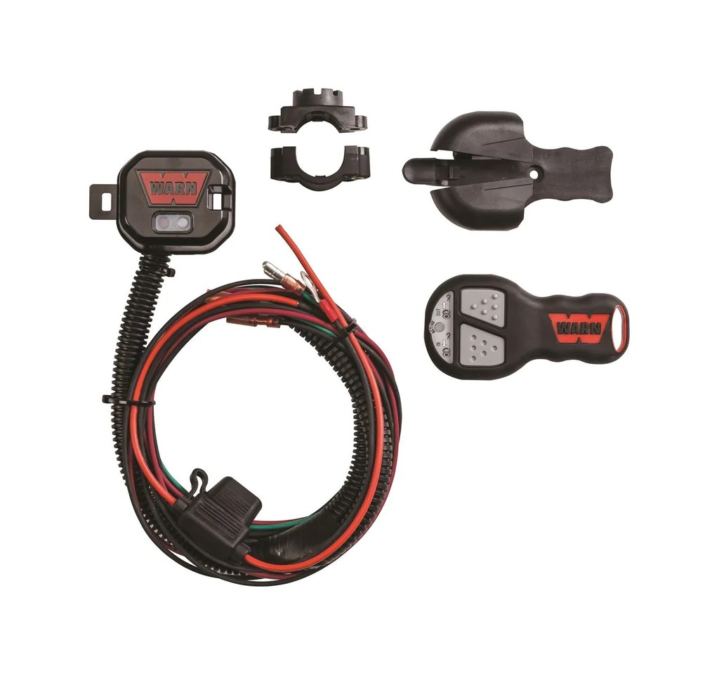 hight resolution of warn 90288 wireless remote for atv and utv winches
