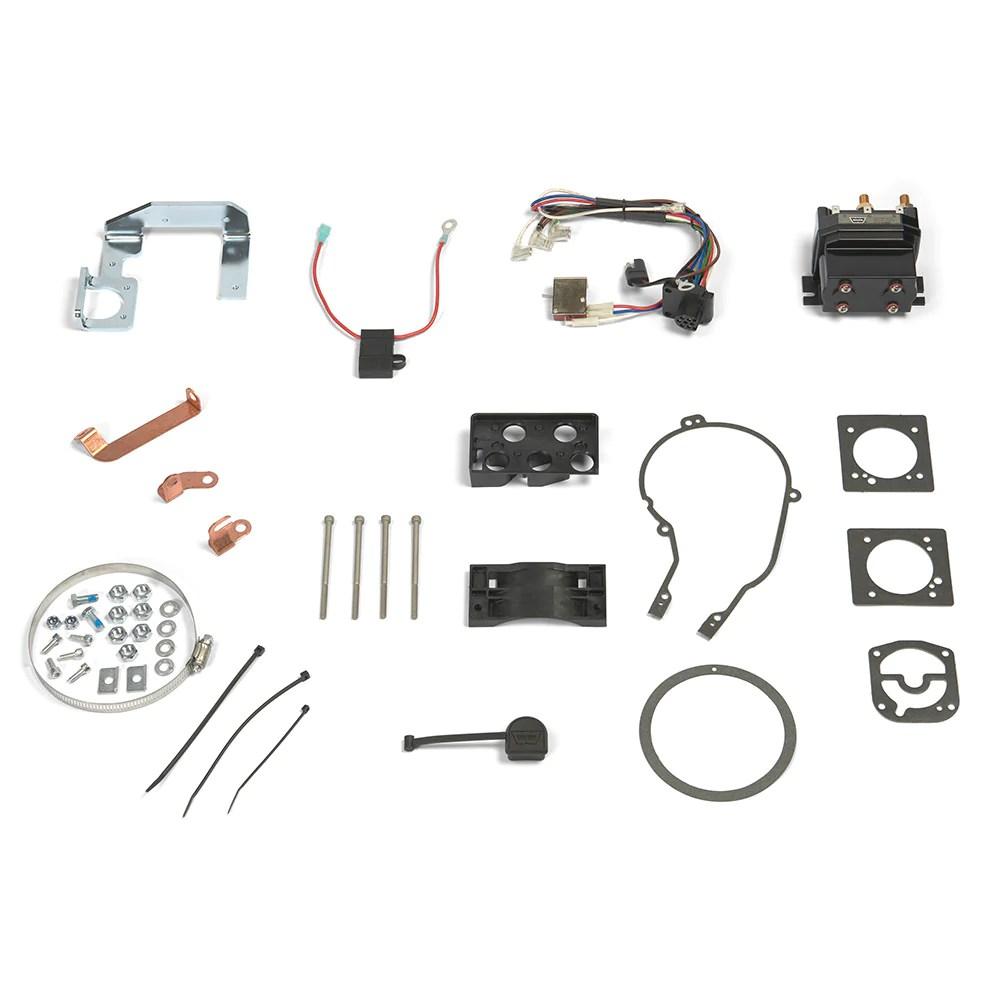 medium resolution of warn 91818 contactor solenoid upgrade kit for powerplant 9 5 12 kensun wiring diagram warn