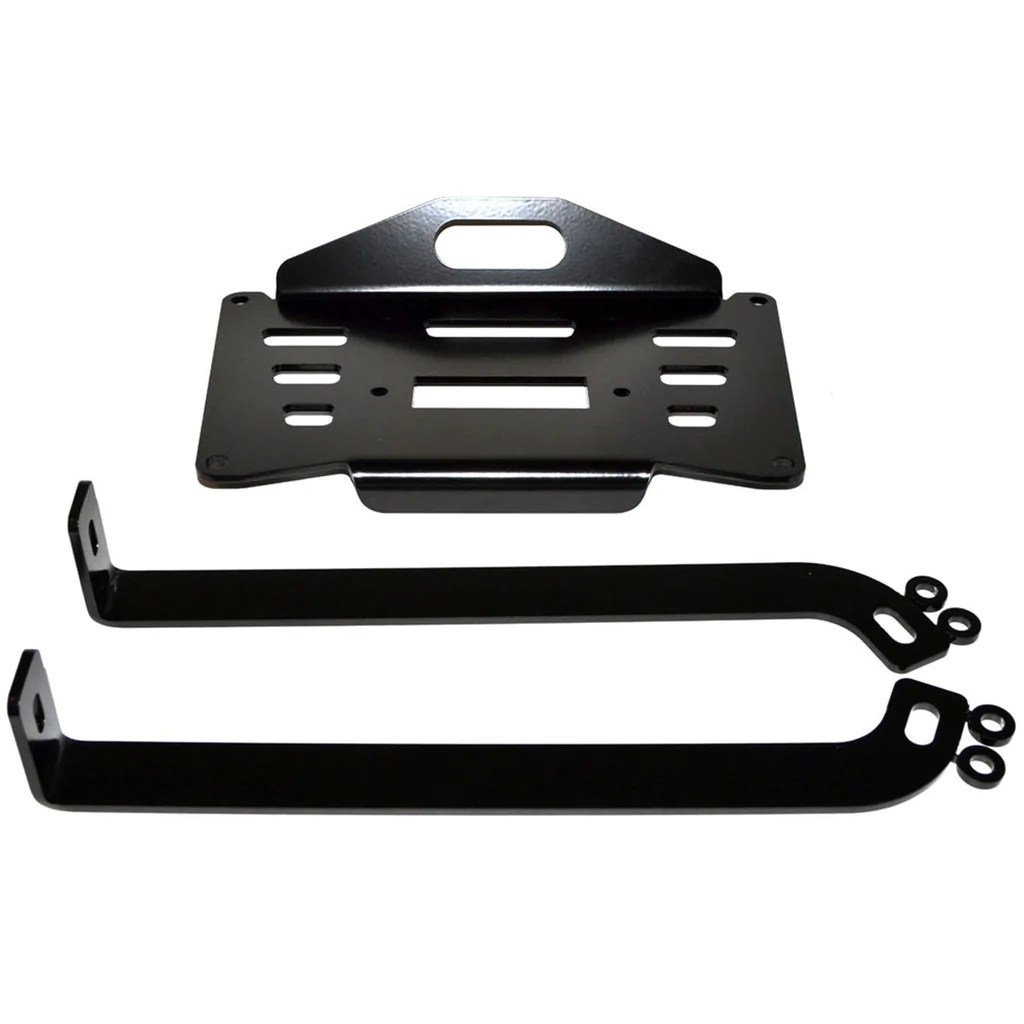 hight resolution of warn 35048 atv winch mount for arctic cat