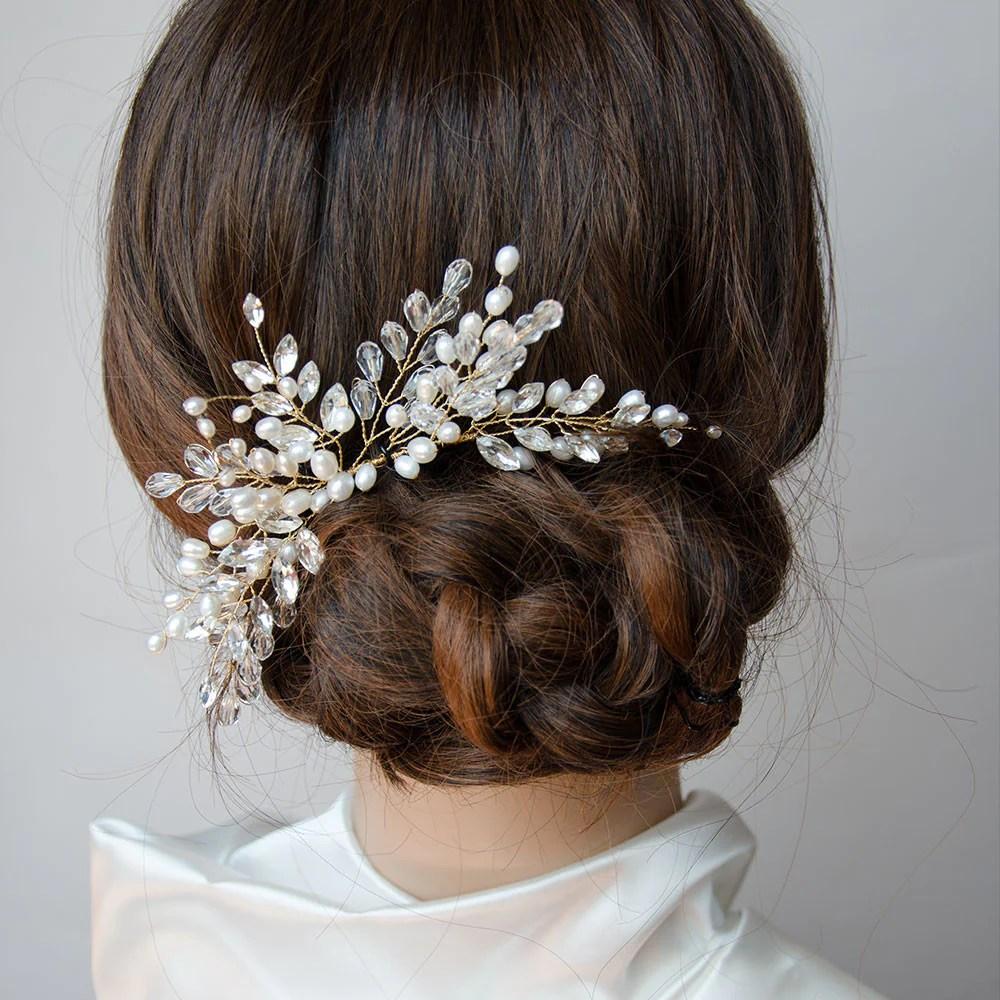 Belle Bridal L Handmade Bridal Headpieces Wedding Hair