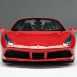 Ferrari 488 Spider 1 18 Scale Model Car Amalgam Collection Model Citizen Diecast