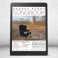 2 Rocking Chairs Instrumental High Chair Swing Combo Culcha Vulcha Complete Snarky Puppy Songbook Ebook