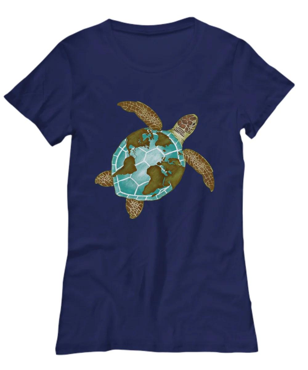 sea turtle earth apparel