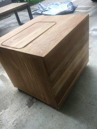 Janome 15000 Single Lift Sewing Cabinet  TheStocktonMill