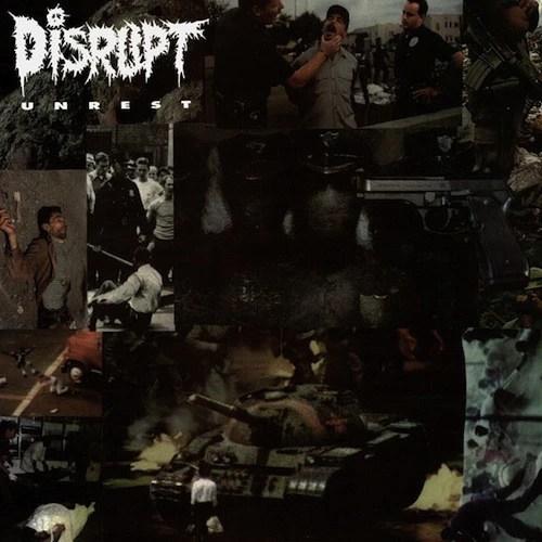 Disrupt – Unrest LP – Grindpromotion Records