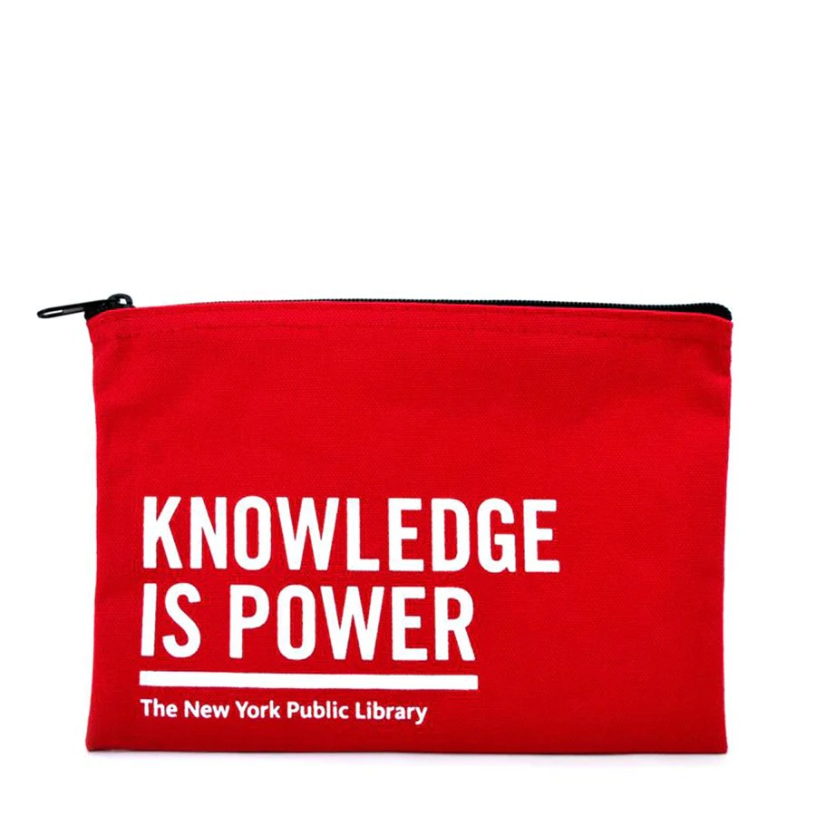 nypl red knowledge is