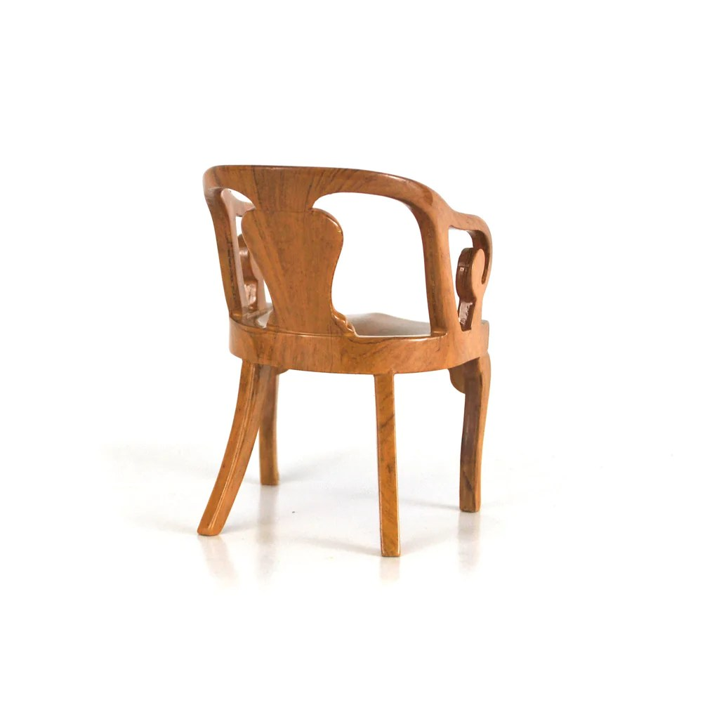 wooden library chair high for kitchen counter rose main reading room miniature the new york public shop