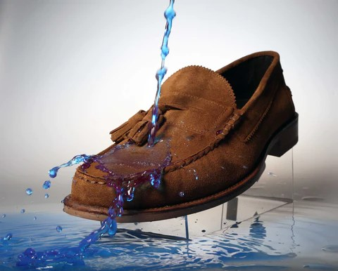 water repellent rain protection for shoes