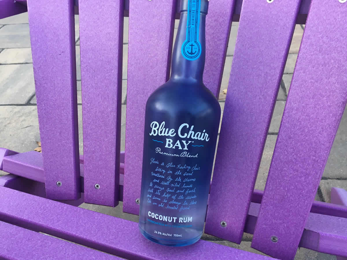 buy blue chair bay rum online toddler wood and table coconut review by island jay  islandjay