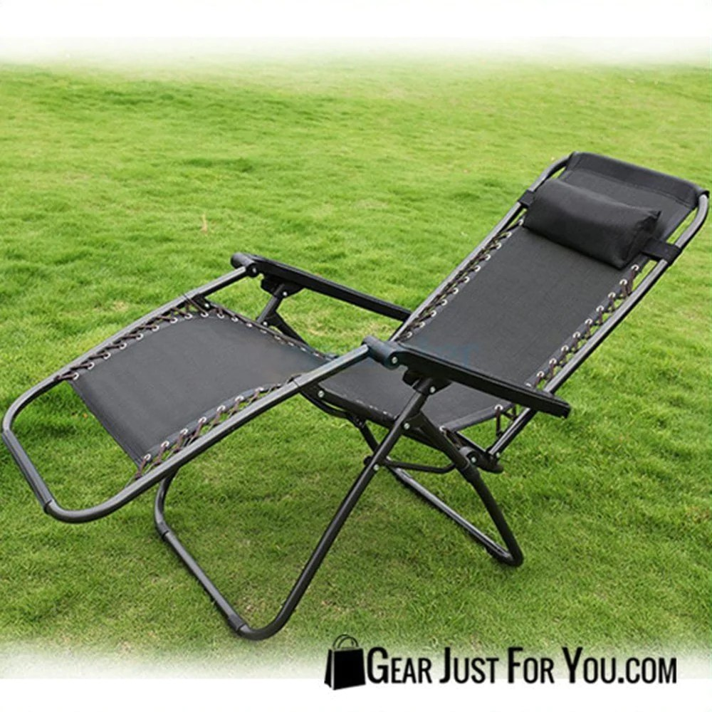 zero gravity pool chairs lambswool recliner chair covers australia black outdoor yard beach gear just for you com