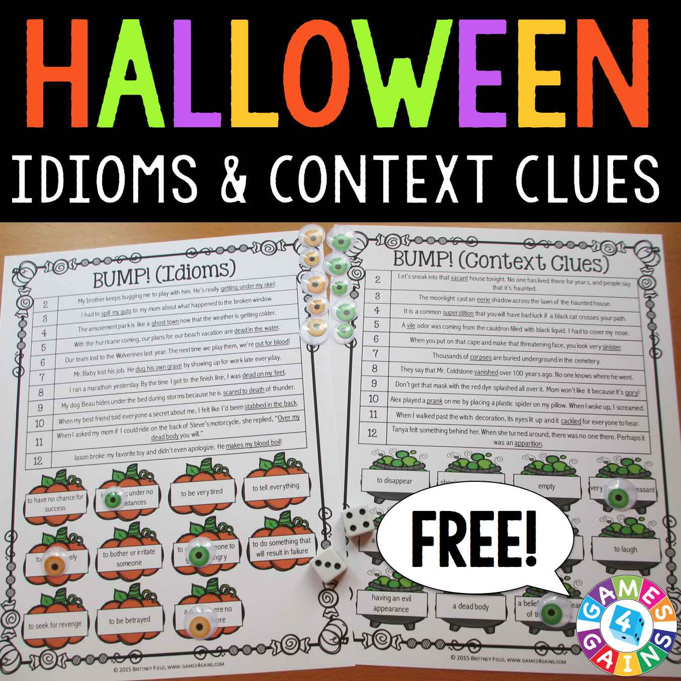 Bump Up The Fun With These Free Halloween Games Games