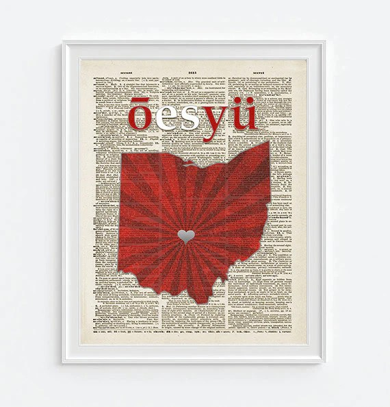 Ohio State Christmas Gifts