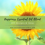 Happiness Essential Oil Blend Diy Recipe For Being Happy