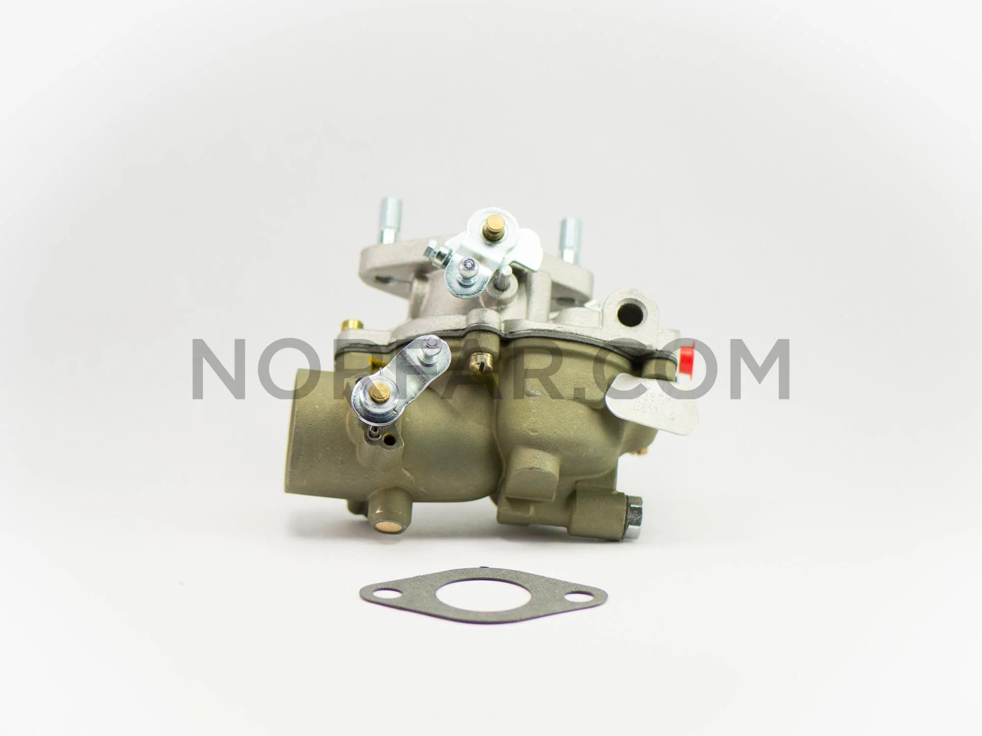 hight resolution of zenith 13877 carburetor ford b6nn9510 a norfar com farmall super h carburetor diagram zenith 13877 carburetor
