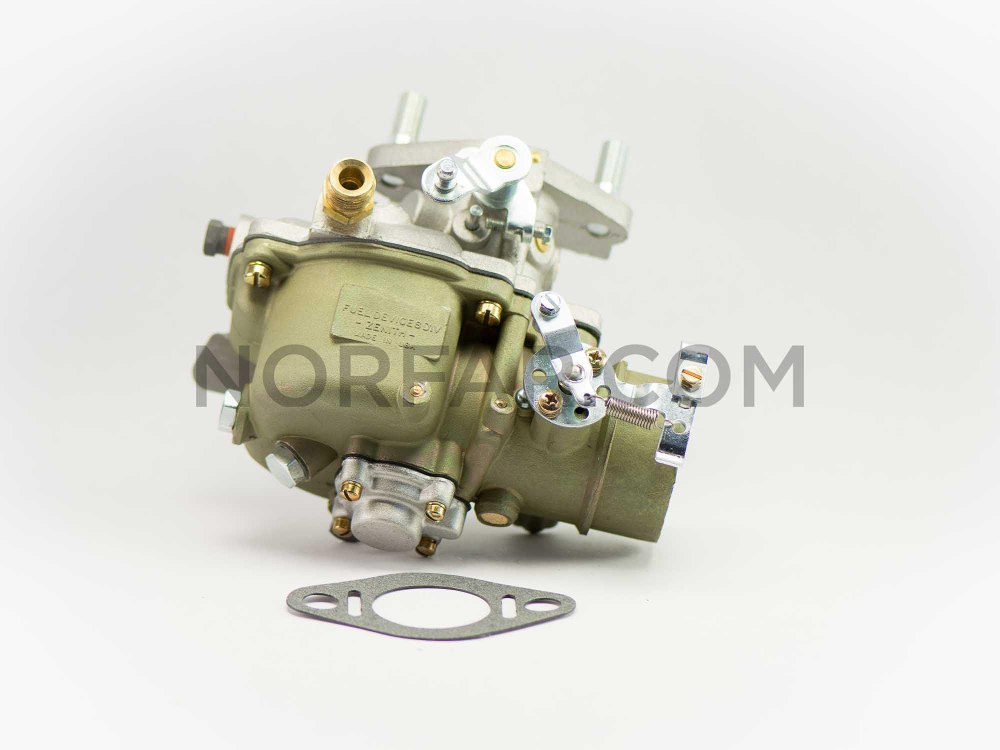 medium resolution of zenith 13916 carburetor ford 3000 tractor carburetor