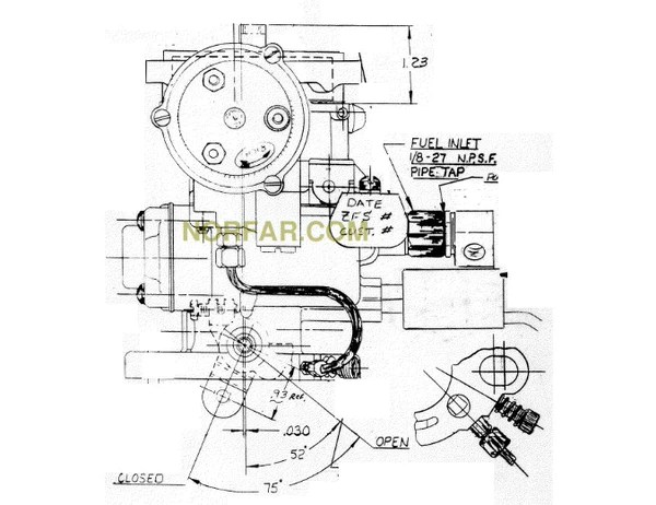 Parts For Marvel Schebler Tsx Carburetors