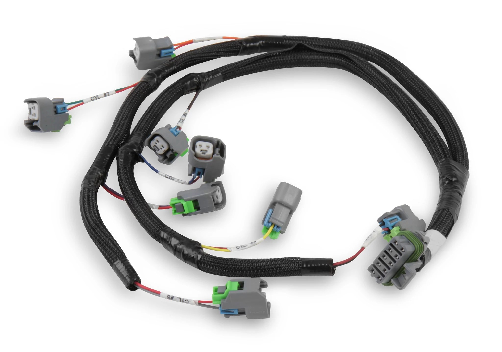 small resolution of ford injector harness mod coyote uscar connectors