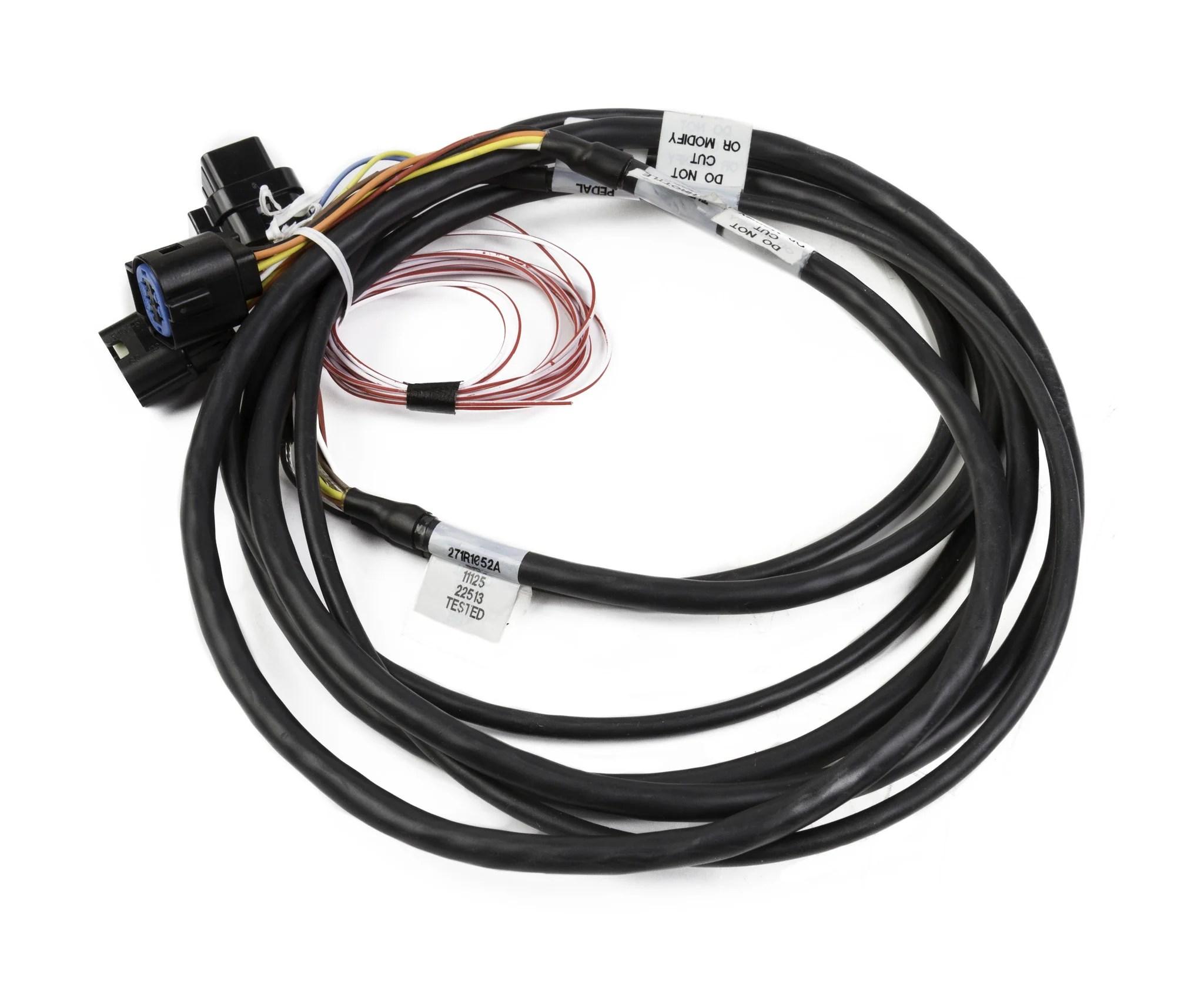 gen iii hemi drive by wire harness late pedal [ 2048 x 1686 Pixel ]