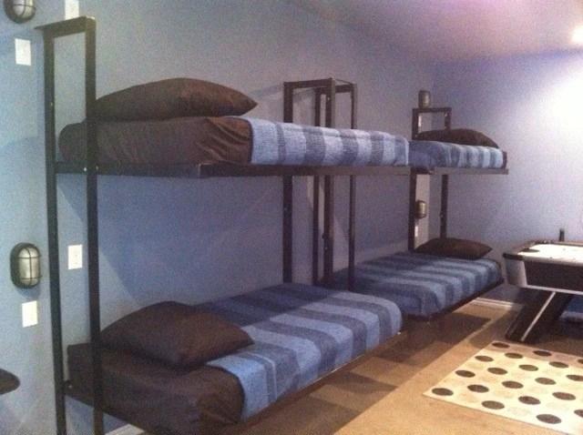 Diy Fold Down Bunk Beds Novocom Top