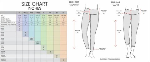 Size chart also degree by reflex sizing information rh degreebyreflex