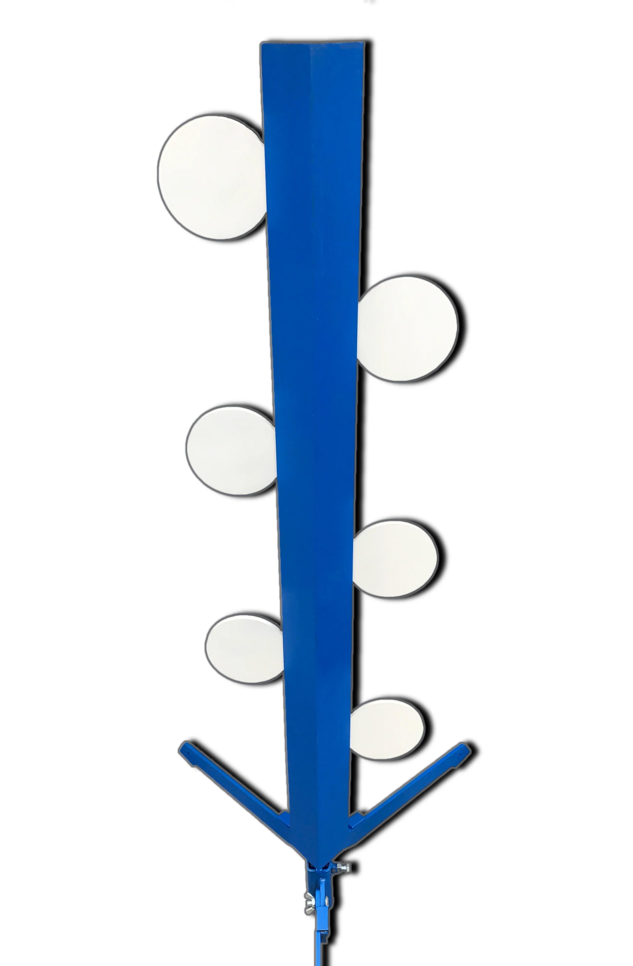 dueling tree vertical plate rack