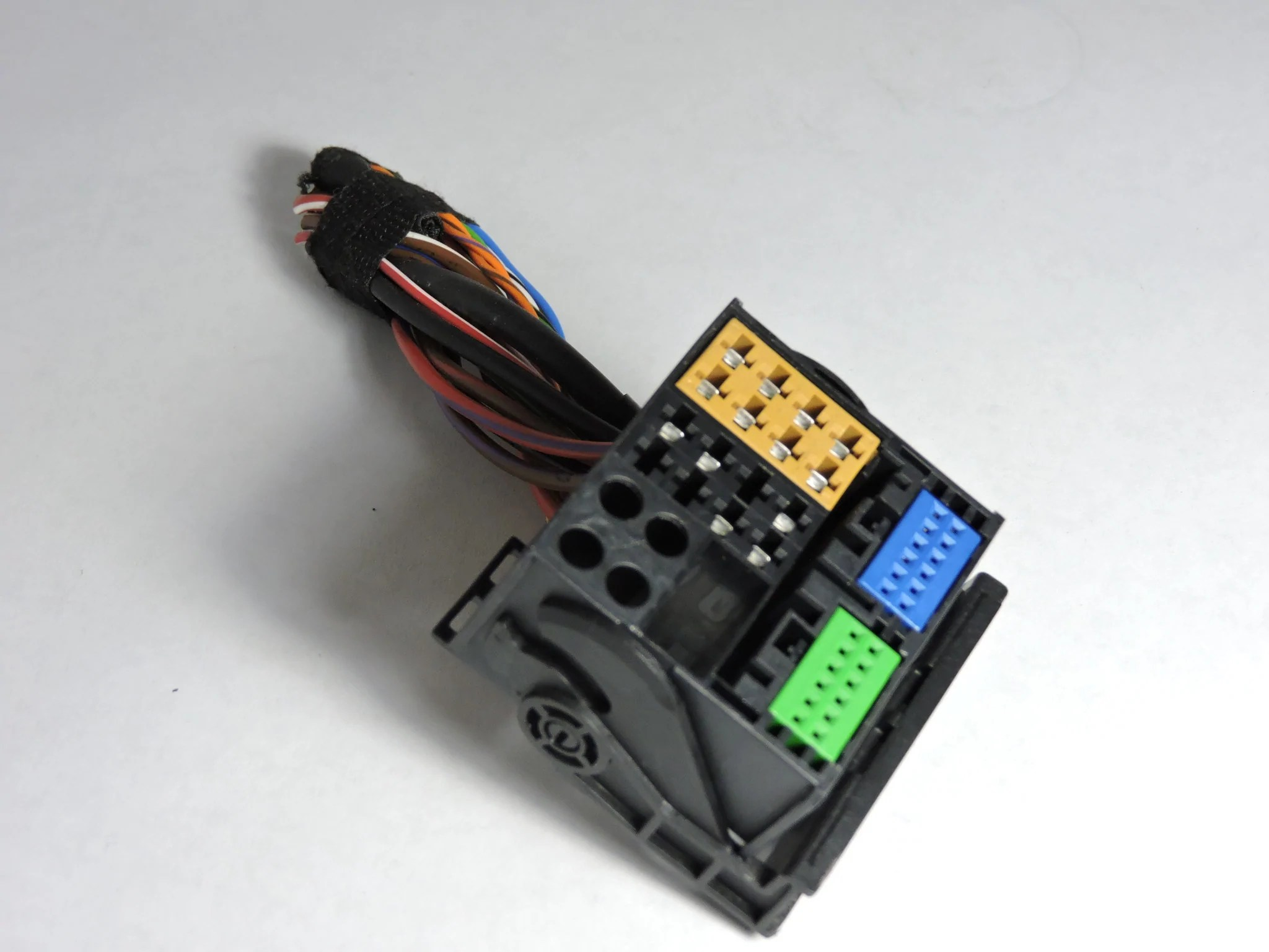 hight resolution of vw oem stereo wiring harness 2006 2014 eurozone tuning