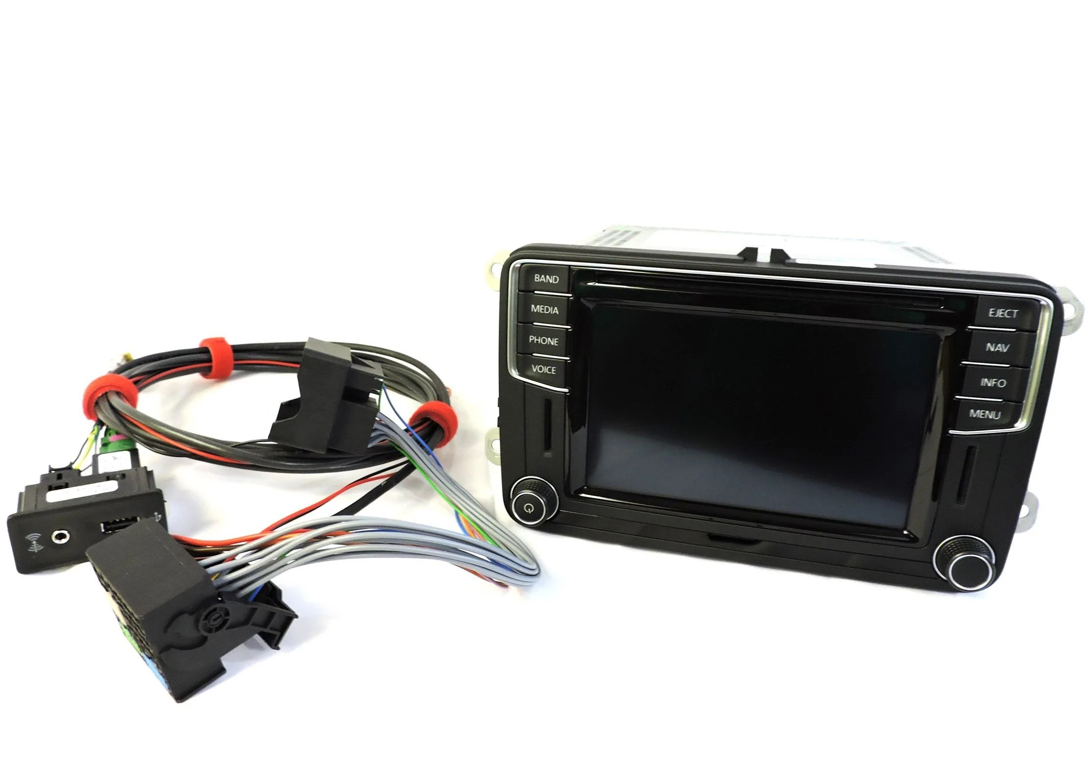 vw discover media plus mib2 pq retrofit kit w app connect eurozone tuning [ 2220 x 1565 Pixel ]
