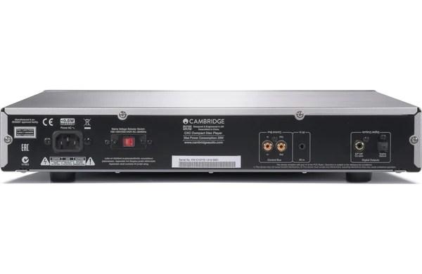 Cambridge Audio CXC CD Player