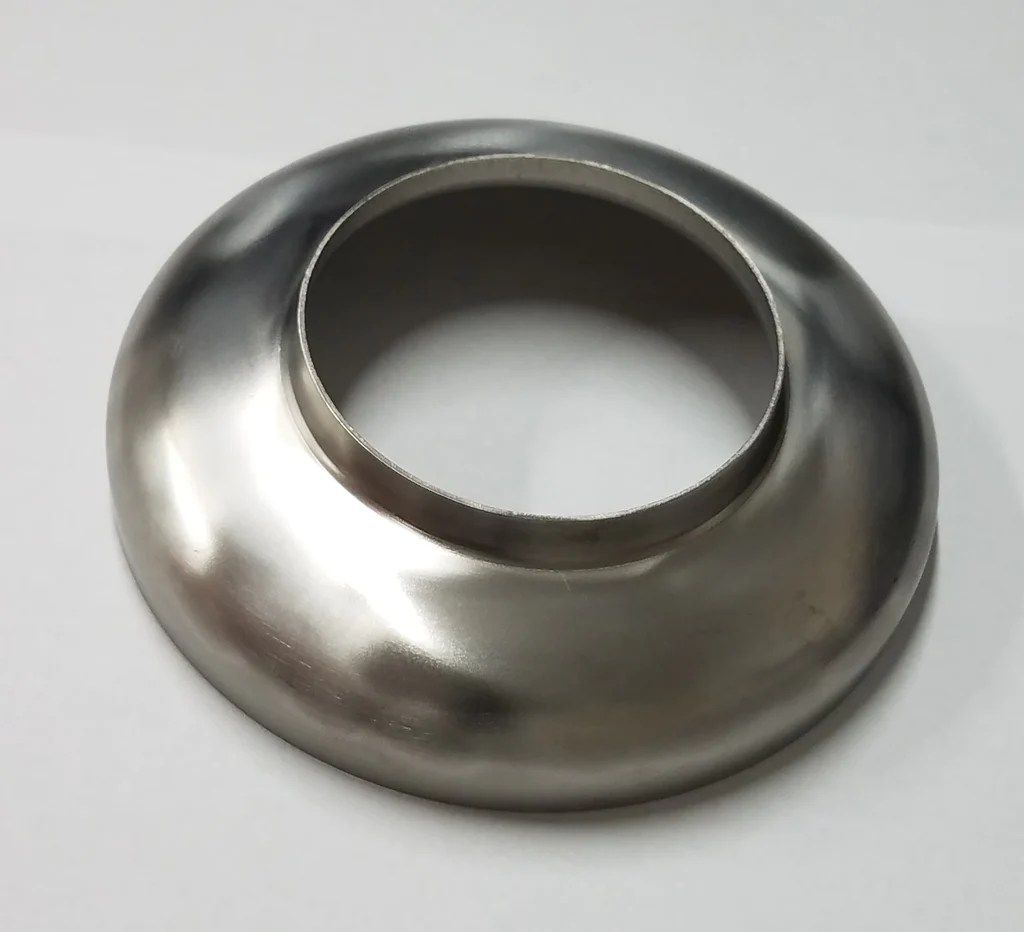 small resolution of 2 5 titanium muffler end cap