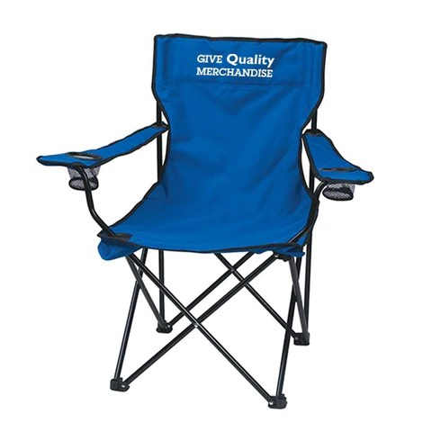 folding chair nylon microfiber accent with carrying bag chairs logo q168311