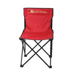 Folding Chair Nylon Tell City Chairs Price Buster With Carrying Bag Logo Q76074