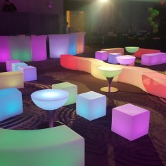 Chair Covers For Rent In Trinidad Bamboo Chairs With Cushion Glowmi Led Furniture And Decor Sales Event Party