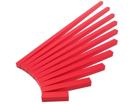 Image result for large red rods