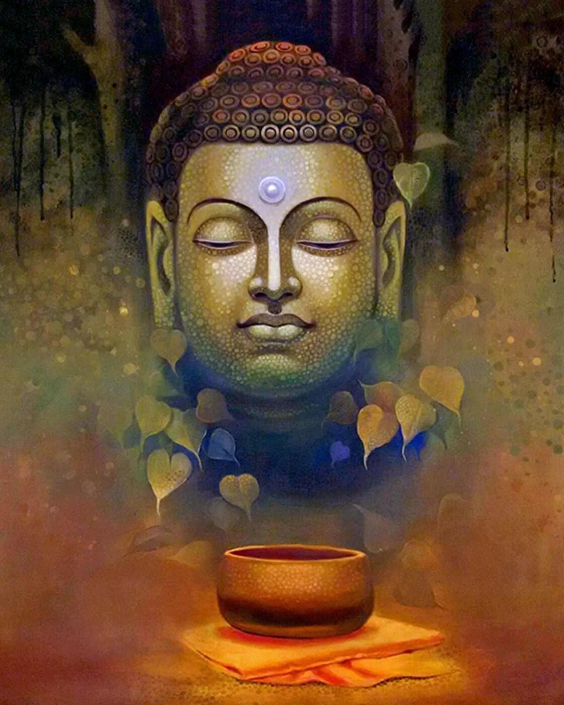 Gautam Buddha Art Art Prints By Anzai Buy Posters Frames Canvas Digital Art Prints Small Compact Medium And Large Variants