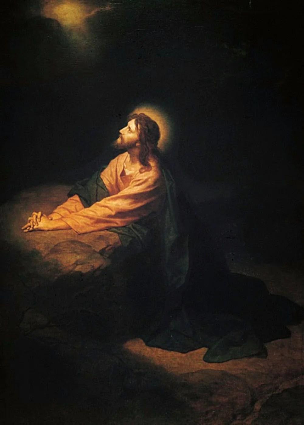 Jesus Religious Art Prints