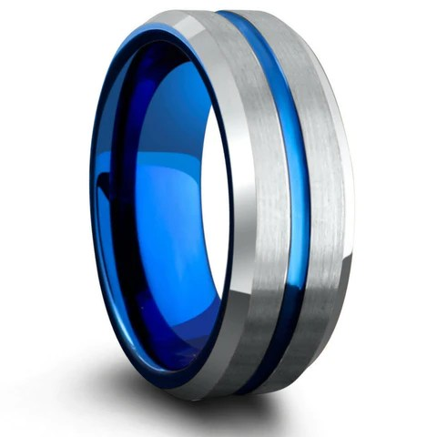 Tungsten Wedding Bands Amp Mens Tungsten Rings Northern