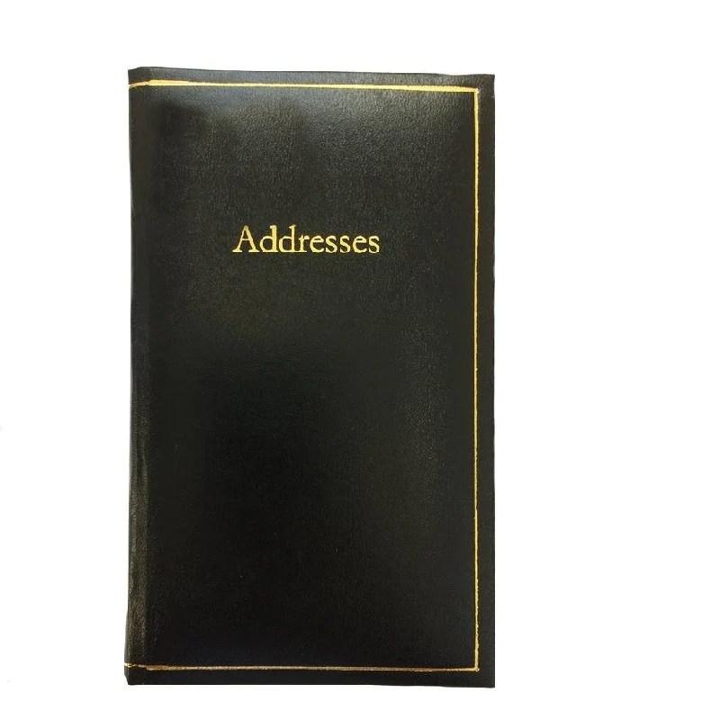 AB53S  DataDay Address Book  Charfleet Book Bindery