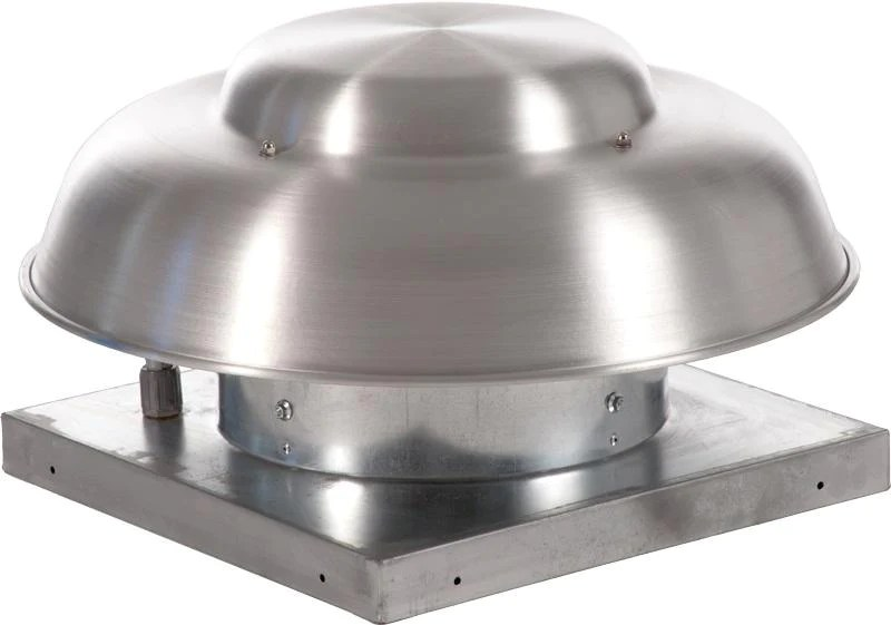 floaire axial downblast roof exhaust fan 10 inch 501 cfm direct drive ddar10