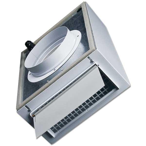 ext external wall mount exhaust duct fan 8 inch 445 cfm ext200a