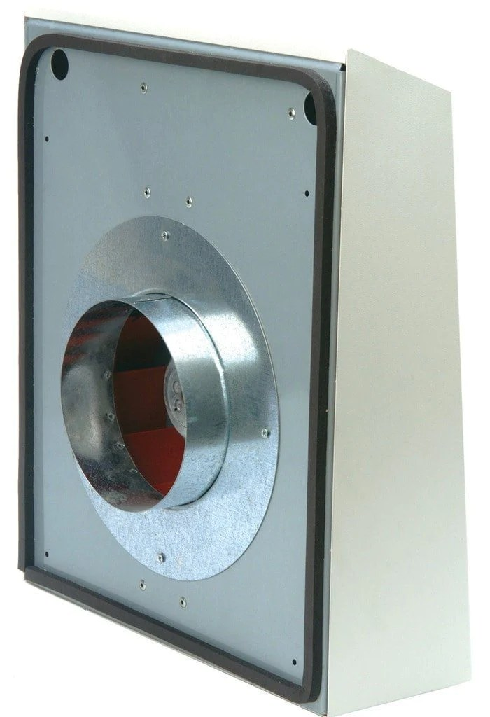 ext external wall mount exhaust duct fan 6 inch 227 cfm ext150a