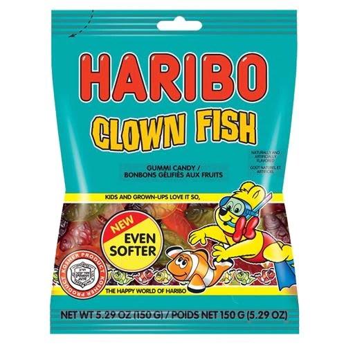 haribo kosher clown fish