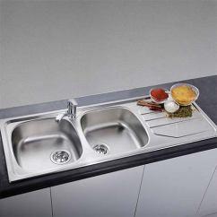Kitchen Sinks Lowes Faucets On Sale Franke Nouveau Nvn621 Inset Sink Online